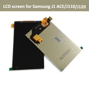 100% Tested LCD Touch Screen Galaxy J1 Ace J110/J120 pictures & photos
