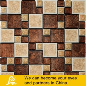 Ceramic Mosaic with Cracker Art and Wall Paper (C01) pictures & photos