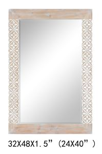 Decorative Silver Mirror for Wall Art Home Decoration pictures & photos