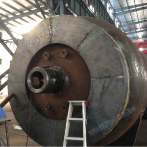 1650X3000mm Glass Autoclave for Bullet-Proof Glass (SN-BGF1630) pictures & photos