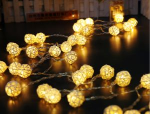 LED Christmas Light String Display pictures & photos