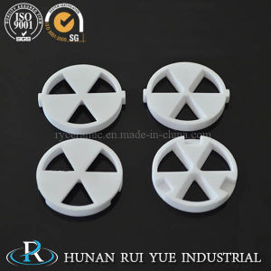 High Temperature Resistance Industrial Ceramic 95 Alumina Ceramic Faucet Valve Disc pictures & photos