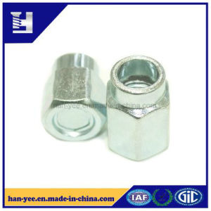 Steel Galvanized Hex Grip Hollow Rivet Fastener pictures & photos