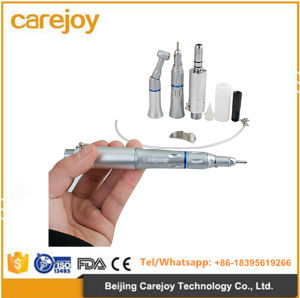 Slow Low Speed Dental Handpiece Wrench Contra Angle Air Motor E-Type 2 Hole-Candice pictures & photos