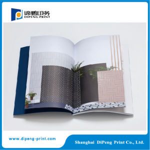 Perfect Binding Square Catalog Printing pictures & photos
