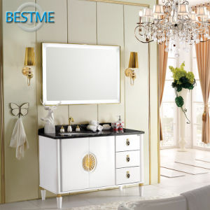 Classic Wooden Bathroom Cabinet (BF-8064) pictures & photos