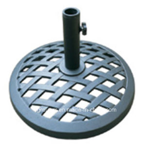 Cast Iron Outdoor Umbrella Base pictures & photos