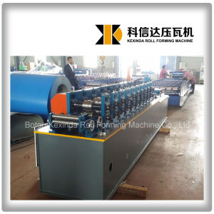 Kxd Omega Profile Keel Roll Forming Machine pictures & photos