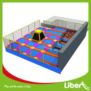 Liben Custom Big Commercial Indoor Trampoline Park pictures & photos