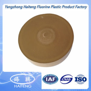 Haiteng Large Size Bronze Filling PTFE Tubes/Rods pictures & photos