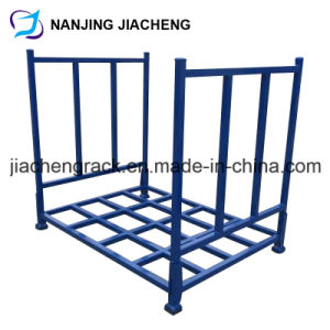 Warehouse Storage Customized Metal Pallet by Powder Coated pictures & photos