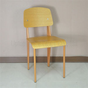 (SP-BC336) Modern Laminated Plywood Jean Prouve Standard Chair pictures & photos