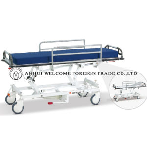 High Quality Emergency Bed for Hospital/Medical pictures & photos
