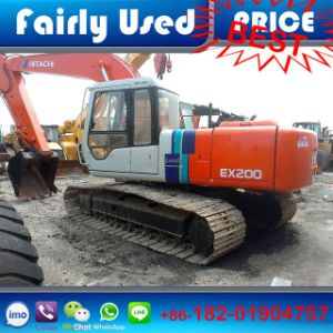 Second Hand Hitachi Crawler Excavator Ex200-2 of Hitachi Ex200-2 Excavator