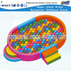 Ball Pool Game Indoor Play Kids Playground Equipment (HF-19804) pictures & photos