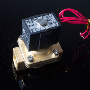 """China Ningbo Low Cost 1/2"""" Vx2120-15 12V Water Solenoid Valve"""