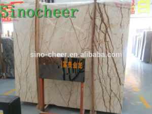 Golden Dragon Marble Honed Natural Stone for Wall Covering pictures & photos