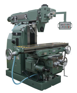 Universal Rotary Head Knee-Type Milling Machine (milling equipment) X6242b pictures & photos