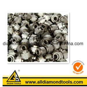 Gushi Diamond Wire Saw for Cutting Concrete, Marble, etc pictures & photos