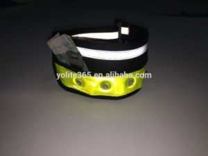 Reflective LED Armband for Running pictures & photos