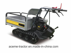 Muck Truck Mini Dumper Mini Transporter Machine pictures & photos