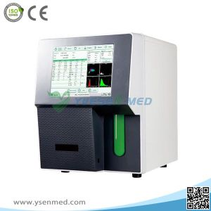 Medical Hospital Lab Portable Automatic 5 Parts Blood Analyzer pictures & photos