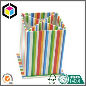 DIY Color Print Office Desktop Pen Container Paper Box pictures & photos