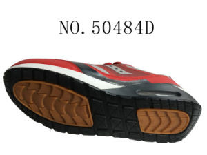 Three Color Running Stock Shoes pictures & photos