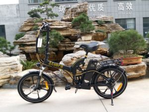 Rear Shcok Folding Ebike (TDN05Z) pictures & photos