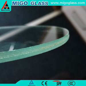 3.38mm Clear Laminated Safety Instrument Glass for Cockpit Instruments pictures & photos