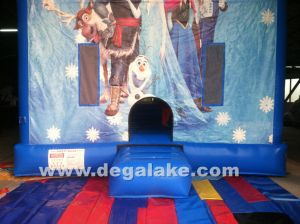 Inflatable Frozen Jumping Bouncer, Bouncy Castle pictures & photos