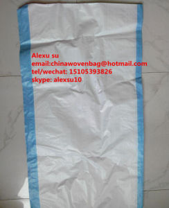 Cheap White PP Woven Bag pictures & photos