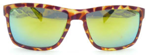 Fqp162969 New Design Cool Sunglass Mens Style Demi Mirror Lens Sun Glasses pictures & photos