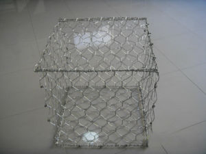 Gabion/Stone Cages/Gabion Boxs Wire Cage Rock Wall pictures & photos
