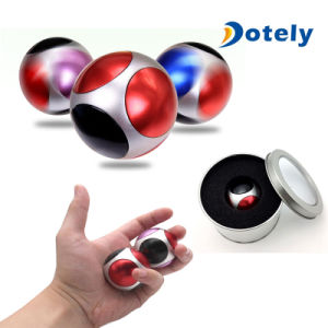 Anti Stress Football Round Polyhedron Hand Spinner pictures & photos