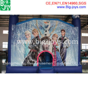 Kids Favourable Inflatable Games, Frozen Inflatable Bouncer (DJBC002) pictures & photos