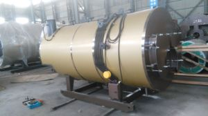 15t Industry Horizontal Gas Fired Condensing Steam Boiler pictures & photos