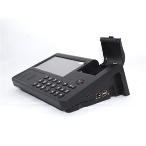 Zkc PC701 3G NFC RFID Android POS Terminal with Printer SIM Card pictures & photos