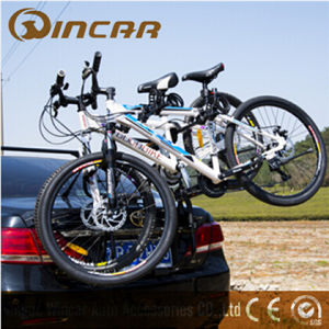 Mounted 3-Bike Car Rack Car Bicycle Carrier (S067D) pictures & photos