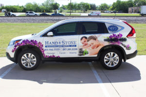 High Quality Full Color Graphics Car Vinyl Sticker Printing pictures & photos