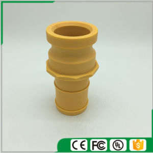 Plastic Camlock Couplings/Quick Couplings (Type-E) , Yellow Color pictures & photos