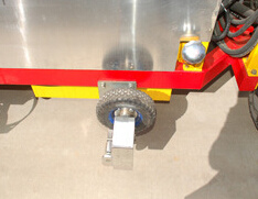 Tt-C02-R/Zg400 Thermoplastic Screeding Road Marking Machine (driving type) pictures & photos