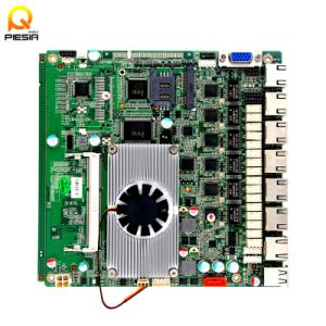 Bulk Industrial Mini Itx Server Motherboard with 6 LAN Ports pictures & photos