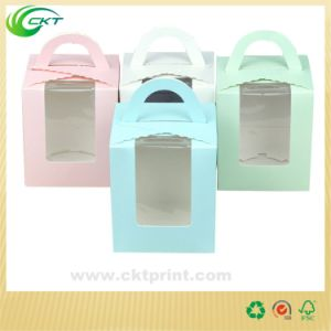 Wholesale Custom Clear Window Paper Boxes in China (CKT-CB-364) pictures & photos