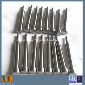 Precision Carbide Mould Punches and Bushing for Plastic Injection Mold (MQ613) pictures & photos
