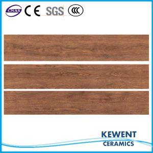Non Slip Wood Look Ceramic Floor Tile for Bathroom Tile Designe pictures & photos