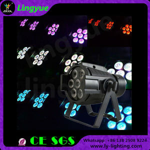 Stage DJ PAR LED 7 10W RGBWA 5in1 Disco Light pictures & photos