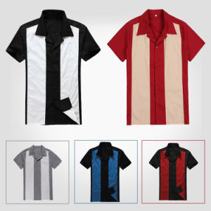 Latest Designs for Men Clothing Custom Dress Shirt Man Summer Clothes pictures & photos