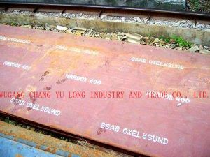Hot Rolled Wear Resistant Steel Plate pictures & photos