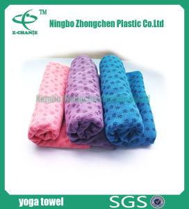 Colorful Printed Microfiber Yoga Towel Softtextile Yoga Towel pictures & photos